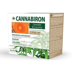 CANNABIRON 30 comprimidos +...