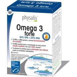 PHYSALIS Omega 3 forte  60...