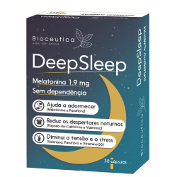 DeepSleep  30 cápsulas