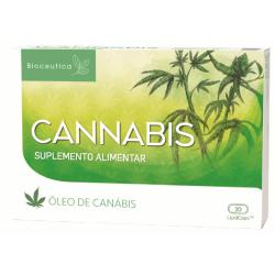 Óleo de Cannabis  30 cápsulas