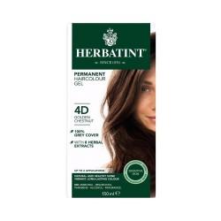 HERBATINT 4D CASTANHO DOURADO
